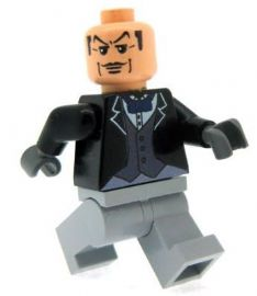 Alfred - Custom Designed Minifigure